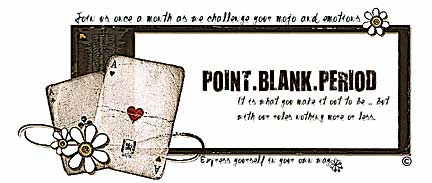 Pointblankperiod